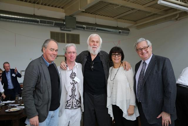 Dedication of the John Baldessari Studios  3-10-2015