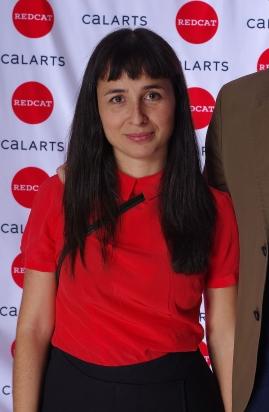 Ruth Estévez en el 2015 REDCAT Gala.  |  Foto: Steven A. Gunther