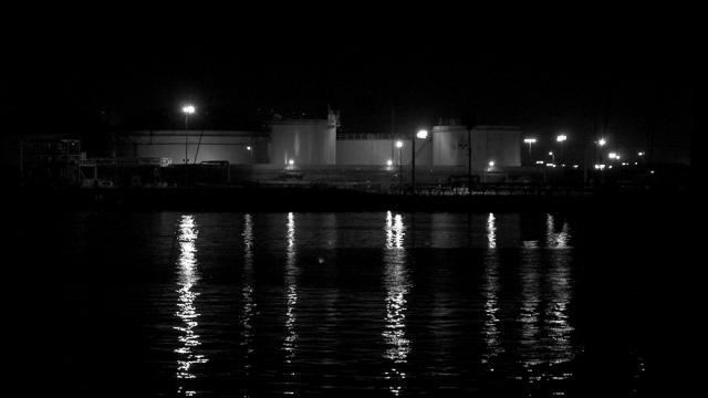 Still from Laura Kraning's 'Port Noir.' | Image courtesy of REDCAT.