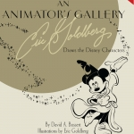 Cover of 'An Animator's Gallery: Eric Goldberg Draws the Disney Characters.'