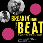 Promotional poster for 'Breakin' Down the Beat.'