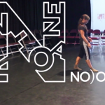 No)one Art House performs 'Recortes' at the 2015 Commuter Dance Festival.