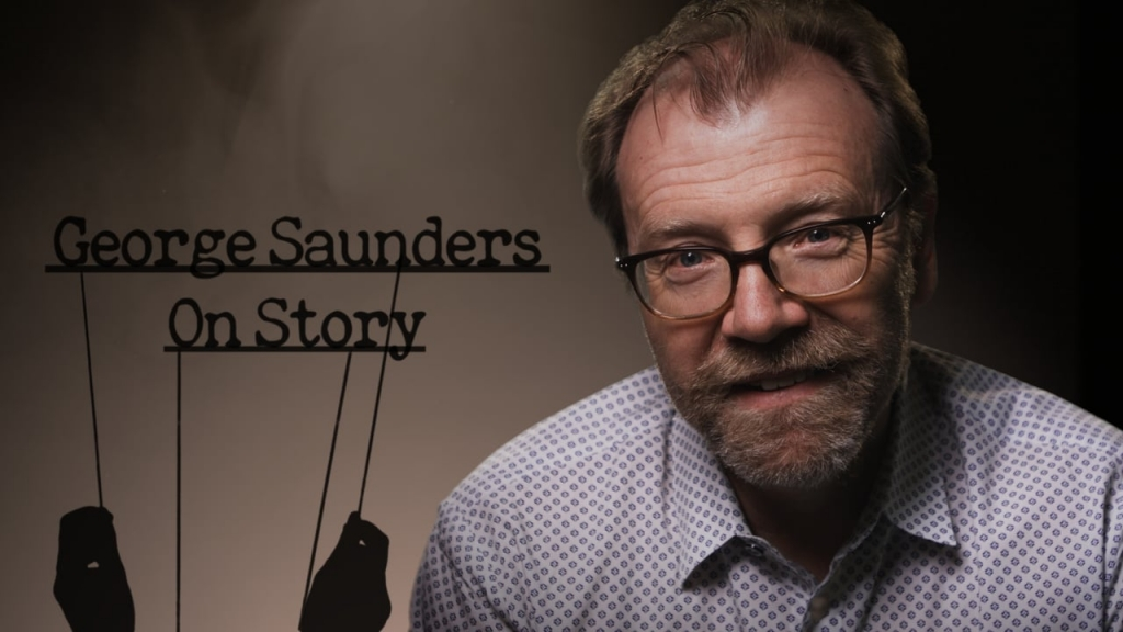 an analysis of the braindead megaphone by george saunders 38 quotes from the braindead megaphone: 'don't be afraid to be confused try to remain permanently confused anything is possible stay open, forever, so.
