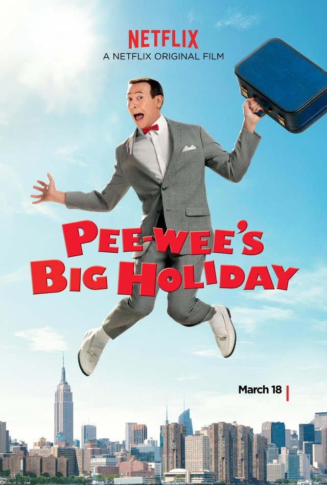 Pee-wee's Big Holiday Putlocker