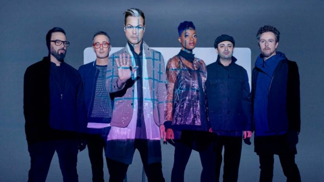 Fitz and the Tantrums, founded by two CalArts alumni, releases their latest album on June 5. | Photo: Atlantic