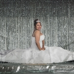 Jazmin Urrea's 'Jazmin's Quince Años (Jazmin's Sweet 15)' in the Main Gallery. | Photo: Molly Surazhsky.