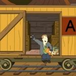 'A113' has been featured on the show 'American Dad.' | Image: Screenshot