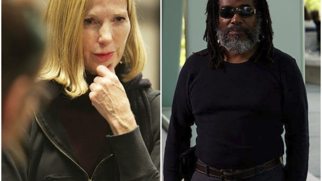 CalArts Theater faculty Janie Geiser, left, and former CalArts Music faculty and jazz music icon Wadada Leo Smith are among recipients of the 2016 Doris Duke Artist Awards.   Images: Geiser photo by Steven A. Gunther, courtesy of CalArts; Smith photo, courtesy of CalArts