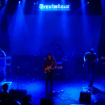 Wistappear at the Troubadour.