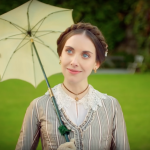 Screenshot of Alison Brie in BBC Series 'Dr. Thorne.'