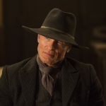"Ed Harris in Westworld as the ""Man in Black"""