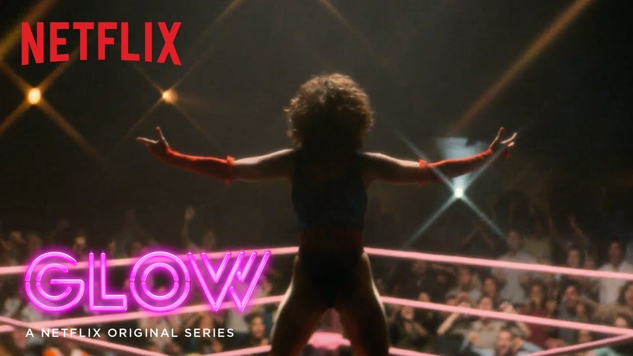 Alison brie glow hd sex scene
