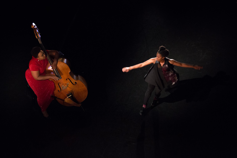 Francesca Penzani's Dance Film Double Up Screens at CalArts