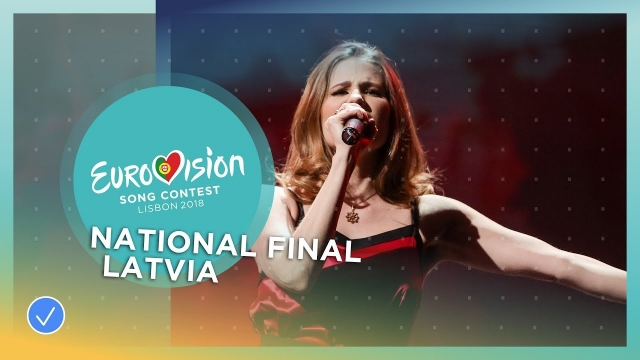 Laura Rizzotto | Image by Eurovision