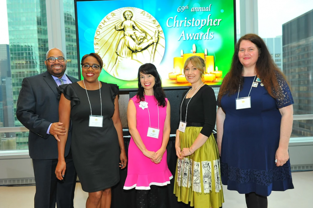 Christopher Awards 2018   Image by the Christopher Awards