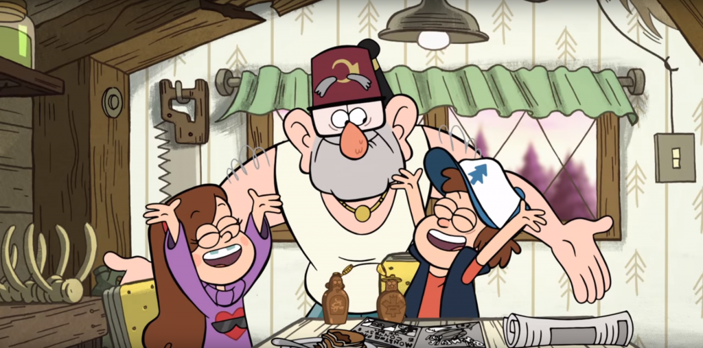 Gravity Falls Creator Alex Hirsch Signs Exclusive Deal with Netflix