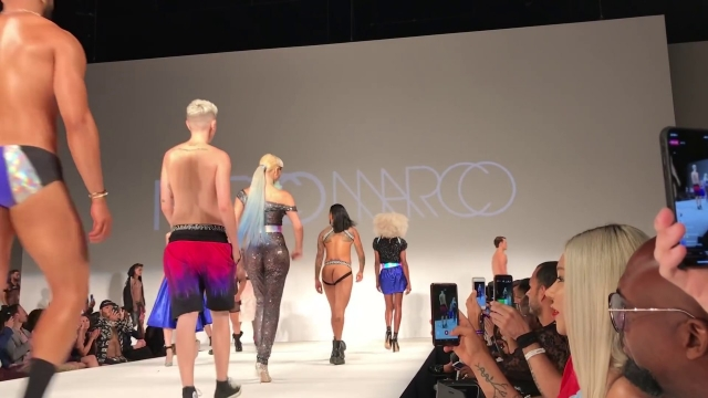 All Trans Fashion Show By Marco Marco In New York Fashion Week