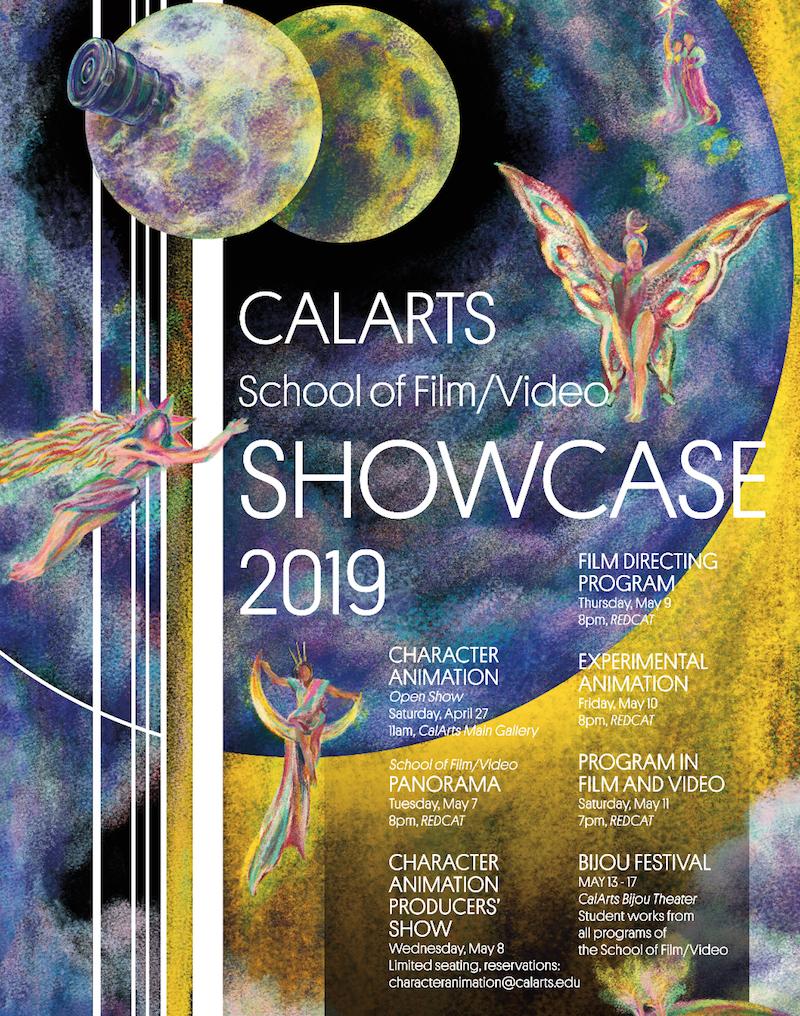 CalArts 2019 Film/Video Showcase at REDCAT