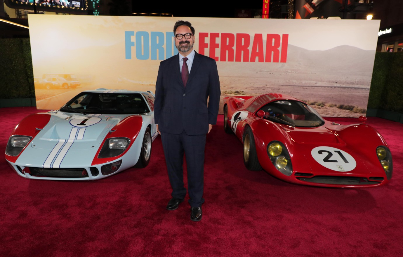 James Mangold's Ford v Ferrari Focuses on Cars, Character