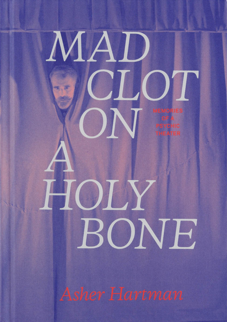 "Book cover of ""Mad Clot on a Holy Bone"""