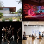 Collage of CalArts photos